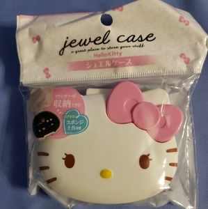 SANRIO Hello Kitty Jewel Case Box~NEW